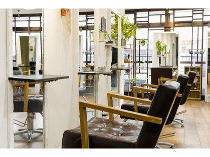 ヘアーアトリエ アルバ(hair atelier alba)の写真