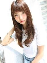 アグ ヘアー ナイン 東三国店(Agu hair nine)大人可愛いロングヘア
