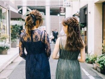 ウルー 博多店(uruu)の写真/ヘアセット専門だからこそのクオリティを実現。成人式セット~結婚式セットまでプロの技で満足の仕上がり♪
