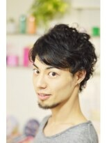 アゴラ(AGORA HAIR DESIGN) men'sパーマスタイル2
