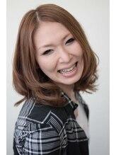 スタジオ コージー ヘアーメイク studio COZY hair makeミデッィアムボブ