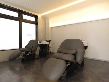 リゾートサロン オット(otto)の写真/【円山公園駅】美容室をリゾートのような空間に。日々頑張っている方々の為の癒しサロン◇