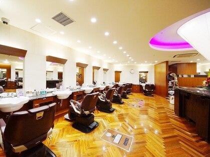 ヘアーズ ゼノン 天王寺ミオプラザ館店(HAIR'S ZENON)の写真