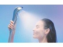 アウリイバイイルヘアー(Aulii by illu hair)の雰囲気(◇当店はRefaのシャワーヘッドを使用正規取り扱い店舗になります)