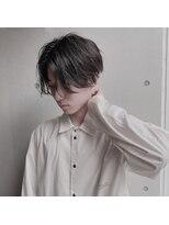 遊人セントラル(CENTRAL)☆センターパートマッシュ☆