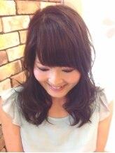 サクラ ヘアー(SAKURA Hair)ふんわりナチュラルカラー