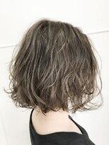 【Lead Hair】ミディアムハイ&ローライト