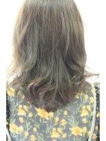 ヘアーデザインムーヴ(Hair design MOVE)1018秋一押しカラー #ネオヴィンテージ#ネオヴィンテージグレイ