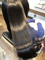 アトリエ ドングリ(Atelier Donguri)『髪質改善』トリートメント3