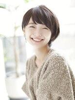 ウル(HOULe)【風ゆれセミディ】ホットスチームパーマ☆前田賢太