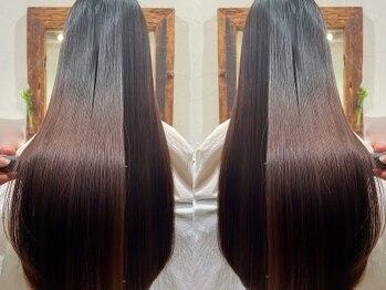 ネオリーブアオバ 高田馬場店(Neolive aoba)の写真/[酸熱トリートメント¥7700]悩みに合わせた自分だけのオリジナルレシピを【髪質改善専門家】がご提案。