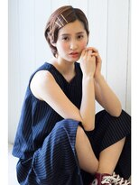 ドルチェヘアー 今里店(DOLCE hair)ゴールドピンアレンジ
