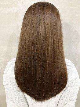ストリーム 伊勢崎(Stream)の写真/キレイなスタイルを長持ちさせる秘訣はトリートメント!髪型以上に印象を左右するのは髪質です☆