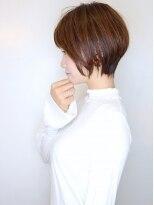 【morio下通】可愛いエフォートレス黒髪ショートボブ