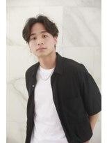 オーブ ヘアー コア 銀座店(AUBE HAIR core)【AUBE HAIR】韓国風__ナチュラルセンターパート