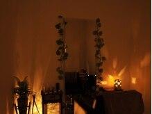 コーエン(COAEN)の雰囲気(ヘッドスパの個室☆癒しの音楽が流れている落ち着く空間・・・)