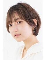 リル ヘアーデザイン(Rire hair design)【Rire-リル銀座-】大人美人マッシュショート