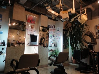 ギャルソン美容室の写真