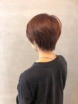 オフヘアショップ(OFF HAIRSHOP)OFF/short hair violet