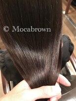 オハナ(ohana)肌の色も綺麗に見せる大人のモカブラウンカラー ■表参道 青山■