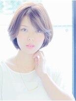 ヘアーサロン ラフリジー(Loufreasy)美髪♪オトナのすっきりボブ