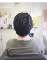 クール ヘアー ギャラリー 神明町店(COOL Hair gallery)美シルエットショート☆小顔