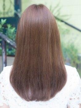 イヴァルヴ(EVOLVE)の写真/【髪のお悩み聞かせてください】今までに経験したことのない髪質改善技術で、肌触り・うるツヤ叶えます♪