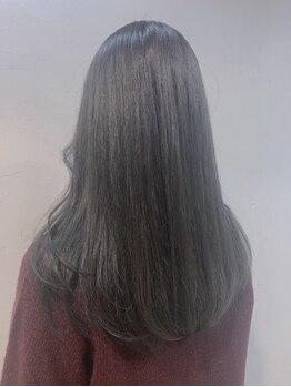 ネオヘアー 東向島店(NEO Hair)の写真/自分へのご褒美に♪髪のダメージも考えながらワンランク上の上質な仕上がりに☆[東向島/墨田][ヘッドスパ]