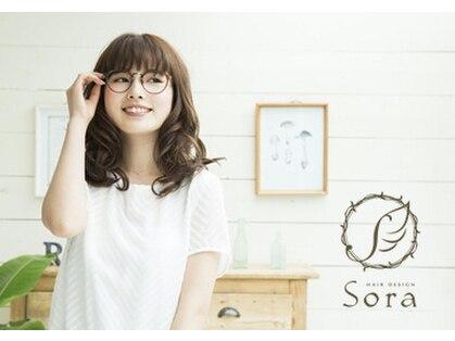 ヘアー デザイン ソラ(hair design SORA)の写真