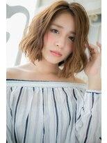 モッズ ヘア 福岡姪浜店(mod's hair)抜け感カワイイ☆リラクシーボブ