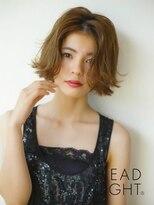 アーサス ヘアー デザイン 駅南店(Ursus hair Design by HEAD LIGHT)*Ursus* ハイトーン×切りっぱなしボブ