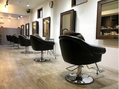 hair salon CAFULE【ヘアサロン カフール】