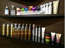 アクティヴヘアステージ(ACTIVE Hair Stage)の雰囲気(店販商品の品揃えも豊富☆ヘアケア商品多数揃えております)