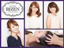 ビゼン 東伏見本店(hair make BIZEN)