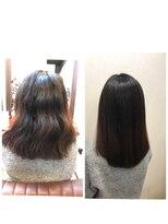 ヘアリゾート フロム ココ(HairResort fromCoCo)ストレートロング
