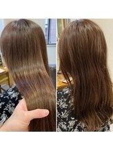 ☆ご自宅のケアまで考えたカウンセリング!髪質改善でこれまでの悩みを解決し、扱いやすい髪に☆