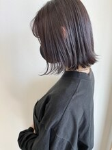 ヘアー アトリエ アンジー(Hair Atelier Angee)ボブ ヘアー