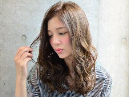 フラ ヘア(Hula hair)の写真