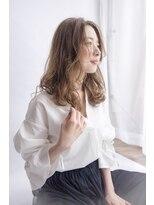 アンネ 心斎橋店(ANNE)ミディ×ヌーディ―カラー