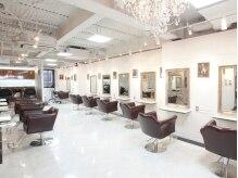 アグ ヘアー ベリー たまプラーザ店(Agu hair berry by alice)の雰囲気(こだわり抜かれた贅沢空間。居心地も◎。)