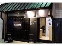 ソース 枚方(SOURCE)の雰囲気(和と無機質が融合するこだわりの店舗デザイン!)