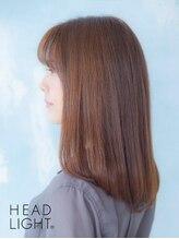 アーサス ヘア デザイン 国立店 (Ursus hair Design by HEAD LIGHT)美髪ストレート