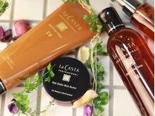 Lacasta :髪や頭皮へのダメージレスを追求したこだわりのオーガニック商材