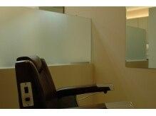 モナミ美容室の雰囲気(半個室もありエステ、レディースシェービングもできます♪)