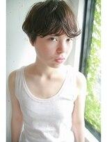 ハーティム 代官山(Heartim)前髪がポイント☆スウィングショート☆