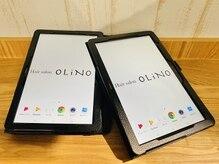 オリノ(OLINO)の雰囲気(タブレットであなただけの時間を楽しんでください☆★)