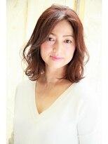 ダミアバイルル(DAMIA by LuLu)9★40代からのヘアスタイル~若々しく綺麗に見えるパーマ~