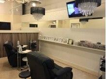 ブレス エスパル山形店(BLESS)の雰囲気(ソファに座ってラグジュアリーな空間で施術させて頂きます。)