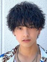 オーシャン トーキョー サニー(OCEAN TOKYO Sunny)ハードスクリューパーマ