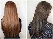 ロッカ ヘアーイノベーション(rocca hair innovation)の雰囲気(当店独自のプレミアム縮毛矯正でやわらかサラサラ髪に*[稲毛])